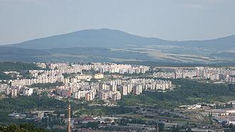 Dargovských hrdinov - Housing estates in Dargovských hrdinov borough