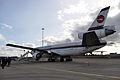 S2-ACR final flight DC10 BHX FLIGHT BG8 (12706746563).jpg