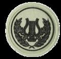 SANDF Qualification SACB Band Master badge embossed.png