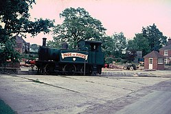 SECR P Class 31556 at Hodson's Mill (1970) 01.JPG