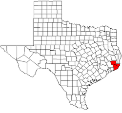 Map Of South East Texas.South East Texas Regional Planning Commission Wikipedia