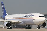 OO-SFN - A333 - Brussels Airlines