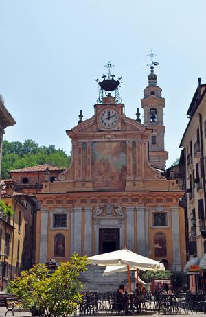 Mondovì - Image: SS Pietro Paolo
