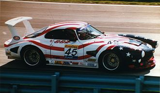 SSZ Stradale - SSZ Stradale Mark 3 as raced at Elkhart Lake, Road America on October 2, 1999