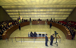 Superior Court of Justice (Brazil) - The courtroom