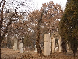 SW of the tomb of Kong Yanjin - P1060207.JPG