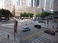 SZ 深圳 Shenzhen 羅湖區 Luohu 華潤萬象城 MixC mall August 2018 SSG nearby traffic.jpg