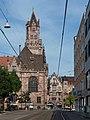 Saarbrücken-Sankt Johann, Rathaus Dm vanuit de Kaltenbachstrasse foto14 2017-05-28 09.56.jpg