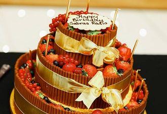 Sabras Radio - Sabras Radio Birthday Cake