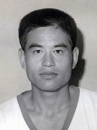 Saburō Kawabuchi - Kawabuchi in 1964