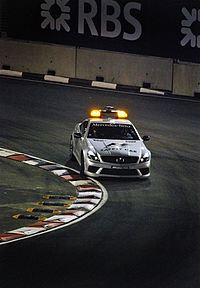 Safety Car 2008 Singapore GP.jpg