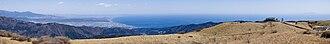 Sagami Bay - Image: Sagami Bay from Mt.Komagatake 02