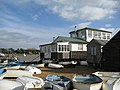 Sailing Club clubhouse - geograph.org.uk - 721752.jpg