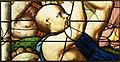 Saint-Chapelle de Vincennes - Baie 0 - Homme levant les bras (bgw17 0414).jpg