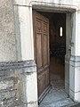 Saint-Martin-du-Mont (Ain) - église porte latérale.JPG