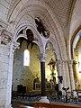 Saint-Pierre-d'Oléron Kirche - Herz-Jesu-Kapelle 3.jpg