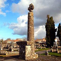 croix de cimetière de Saint-Maixent-de-Beugné