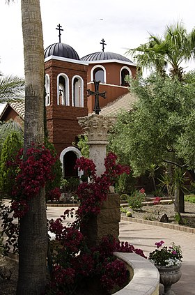 Saint Anthony's Monastery, Florence, Arizona - panoramio.jpg