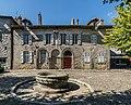 Saint Gerald abbey hospital in Aurillac 01.jpg