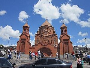 Artak Ghulyan - Saint John the Baptist Church of Abovyan