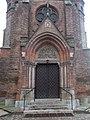 Saint Joseph Church, Gothic Revival portal, 2018 Mátyásföld.jpg
