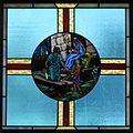 Saint Mary Catholic Church (Gatlinburg, Tennessee) - stained glass, House of Nazareth.jpg