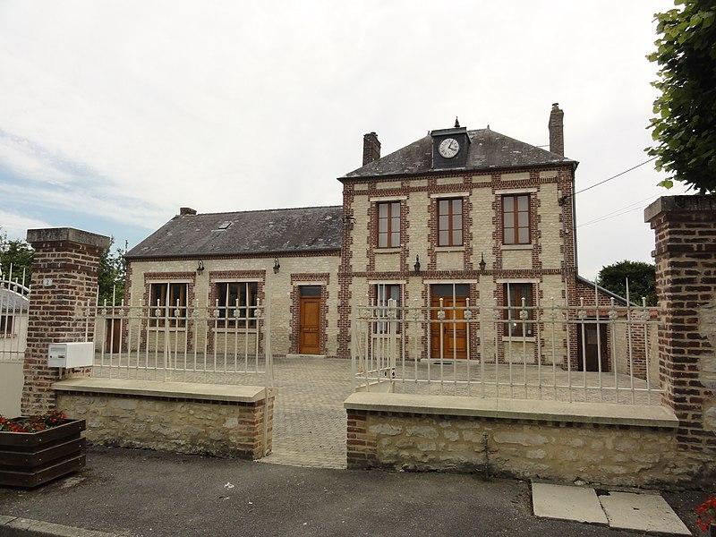 Sainte-Preuve (Aisne) mairie