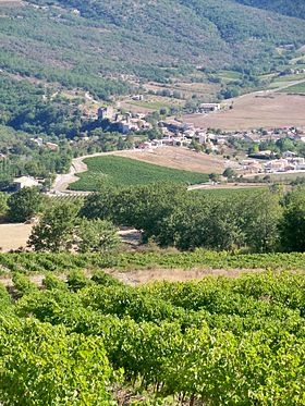 Image illustrative de l'article Coteaux-des-baronnies