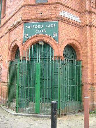Salford Lads' Club - Salford Lads' Club