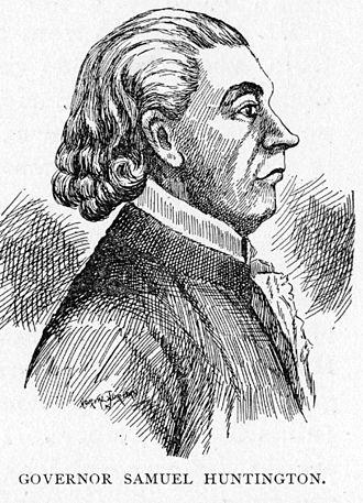 Samuel H. Huntington - Image: Samuel Huntington