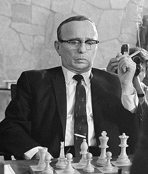 Samuel Reshevsky - Reshevsky in 1968
