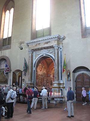 Basilica of San Domenico, Siena - Chapel of Saint Catherine