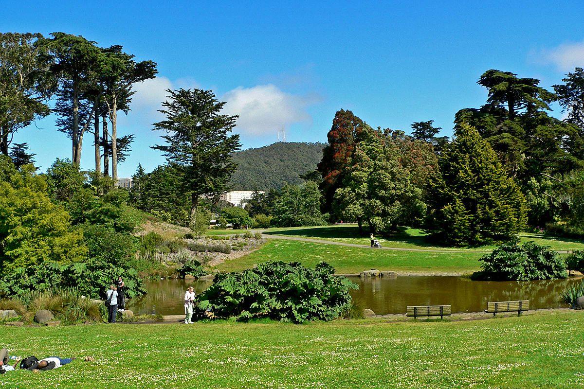 San Francisco Botanical Garden Wikipedia