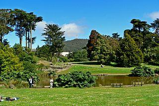 San Francisco Botanical Garden botanical garden