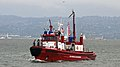 San Francisco fireboat Phoenix, at America's Cup 2013 -a.jpg