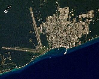 San Miguel de Cozumel - Image: San Miguel de Cozumel