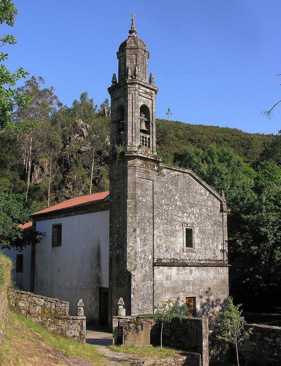 San Xusto. Lousame. Galicia 1