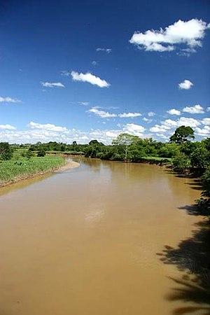 San Jorge River - San Jorge River in Montelíbano, Córdoba