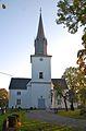 Sandar Kirke inngangsparti.jpg