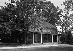 Sandy Spring Meetinghouse 1936.jpg