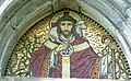 Sankt Oswald bei Freistadt Pfarrkirche - Südportal 2 Mosaik.jpg
