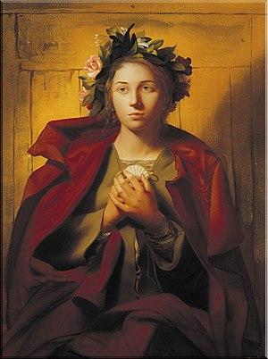 Bona of Pisa - Santa Bona, Giovanni Lorenzetti Fusari, 2003