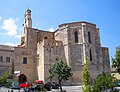 Santa María Real de Nieva - Monasterio de Nuestra Señora de Soterraña, exterior 03.jpg