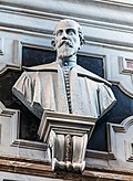 Santa Maria degli Scalzi (Venice) - Cappella Venier - Bust of Angelo Venier.jpg
