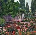 Santiago rusinol y prats el jardin del principe de aranjuez.jpg