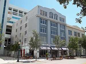 Crisp Building - Image: Sarasota FL Crisp Bldg 01