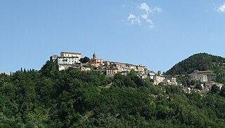 Comune in Marche, Italy