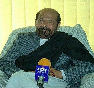 Sayed Hussein Anwari - Image: Sayed Hussein Anwari