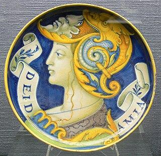 Deidamia of Scyros