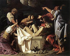 Bartolomeo Schedoni - Deposition, 1613, Galleria Nazionale of Parma